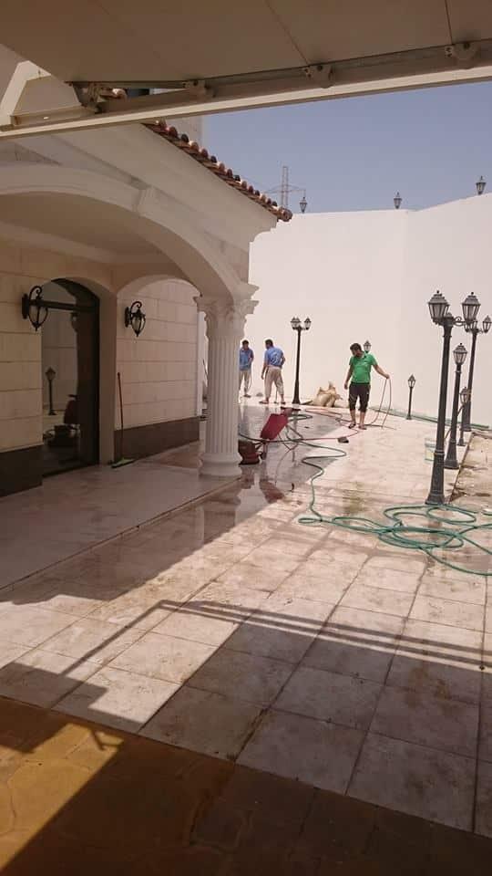 شركة تنظيف فلل بالدمام - 0591402034